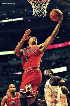 Derrick Rose is one of the best player in the NBA. He just return from is big injury. He is very good.