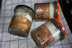 Mięsiwo w sosie własnym - mięsne przetwory