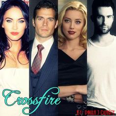 Crossfire - Bared to you - Amber Heard - Gideon Cross - Eva Tramell - Henry Cavill