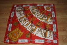 """LADIES 36"""" x 36"""" SCARF. POLYESTER with A SILK FEEL. $4.99"""