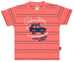 Baby Clothing - Catalog: 2014 Cruise Line.   Name: Adventure Tee. Available in 4 colors.