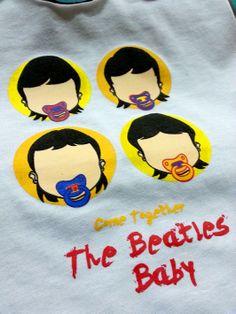 Primeiras estampas: Beatles