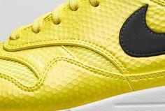 Yellow: Nike Air Max 1 FB Premium QS 'Mercurial'