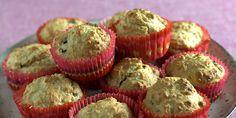Din morgen kan kun blive god, hvis du starte den med disse skønt svampede muffins - og de er så gode, at én ikke er nok!