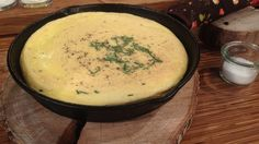Omelette au four Omelettes, Quiches, Marina Orsini, Egg Recipes, Cooking Recipes, Brunch, Mets, Cheeseburger Chowder, Entrees