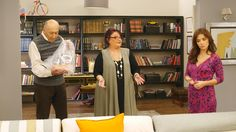 Greek Tv Show, Desk, Celebrities, Furniture, Home Decor, Desktop, Celebs, Decoration Home, Room Decor