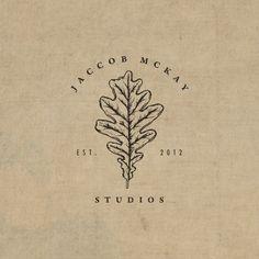Leaves Sketch, Burnt Offerings, Kitchen Logo, Plant Logos, Green Web, Web Design Studio, Farm Logo, Leaf Logo, Woodworking Logo