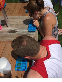 Beer Olympics games and rules.