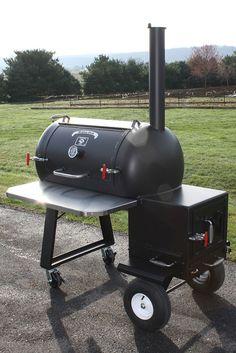 TS70P Barbecue Smoker | Meadow Creek BBQ Smokers