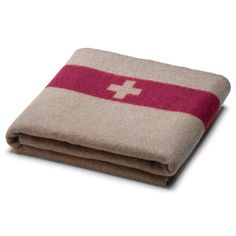 Swiss army blanket from one of my favourite stores Manufactum