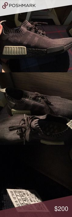 9dd878a9f08 Shop Men s adidas Black size Sneakers at a discounted price at Poshmark.  Description  Lightly used Adidas NMD. No noticeable marks or stains.