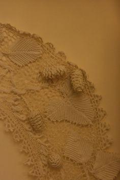 Irish Crochet Berries Sheelin Lace Museum