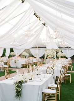 20 Chic and Elegant Wedding Tent Draping Inspiration Wedding Reception Ideas, Wedding Themes, Wedding Planning, Tent Wedding Receptions, Wedding Ceremonies, Reception Table, Dinner Table, Event Planning, Destination Wedding