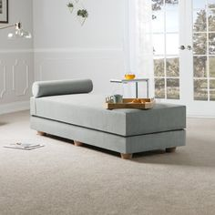 Choy Convertible Daybed with Mattress