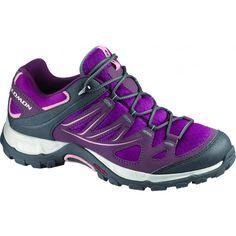 Salomon Ellipse Aero Hiking Shoe - Womens