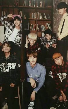 BTS FAMILY - I love them so much, my happiness is bangtan. ❤❤❤