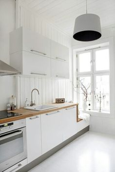 White kitchen ★