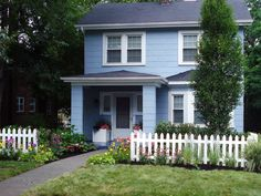 Planting a tree is one of the most common ways to add curb appeal to your house. It is a simple home improvement project that can really liven up your house.