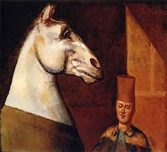 The Spahi and His Horse, 1949