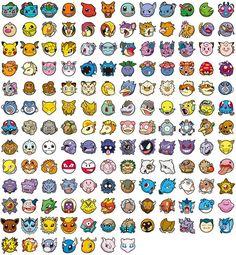 First Generation Pokemon // Pokemon