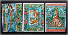 Graphic 45 Voyage Beneath the Sea Handmade Greeting Cards
