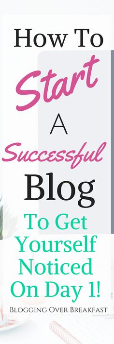 Starting a blog quick and starting a successful blog are two different things! My first blog was quick and took me forever to get established. The tips in this post helped me with my second blog to take off right away! #bloggingforbeginners #bloggingtips #blogging #howtostartablog #blog