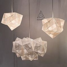 Petra Pendant by Foldability at Lumens.com