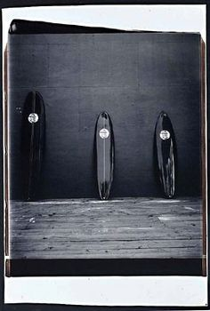 Julian Schnabel Blind Girl Surf Club, Montauk, 2002 B/W Polaroid Dream Photography, White Photography, Blind Girl, Skateboard, Summer Surf, All Of The Lights, Surfs, Surf Girls, Art Pictures