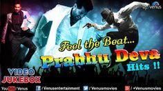 Feel The Beat : Prabhu Deva Hits ~ Blockbuster Bollywood Songs || Video ...