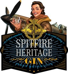 Spitfire Heritage Distillers provide one of the finest artisan Gin & Vodka spirits in the United Kingdom. See more about our brand and story here! Super Girls, Heritage Brands, Great Britain, Gin, Label, Beer, Wonder Woman, Superhero, Fictional Characters