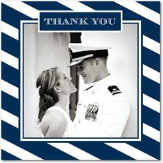 Nautical Thanks - Thank You Greeting Cards from Treat.com