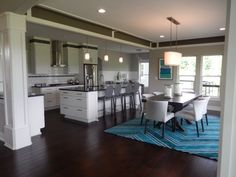 So much space!! A person that loves to cook would love this kitchen. Come in and meet with Dave Dusendang!