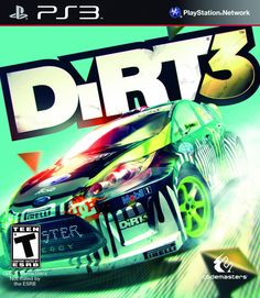 Shop for Dirt 3 (xbox Starting from Choose from the 4 best options & compare live & historic video game prices. Video Game Rental, Xbox 360 Video Games, Latest Video Games, Ps3 Games, Playstation Games, Arcade Games, Colin Mcrae, Game Codes, I Am Game