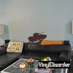 Vinyl Disorder decals are a great way to add a stylistic touch to almost any surface! Car Decals, Vinyl Wall Decals, Military Tank, Table, Furniture, Home Decor, Decoration Home, Room Decor, Car Decal