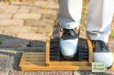 Exklusives Sortiment an Fußabtretern aus Holz. Schauen Sie sich hier die…
