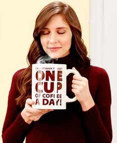 Coffee lovers rejoice! Shamelessly enjoy your coffee in a mug that's finally the right size for you. No need for refills with this 64 fluid oz coffee mug. Give as a gift for mom, use for kitchen décor, or as a stocking stuffer this Christmas season.
