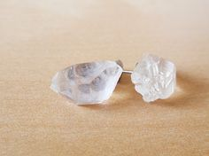 Crystal earrings FAITH by FIVEANDTWOshop on Etsy, $20.00