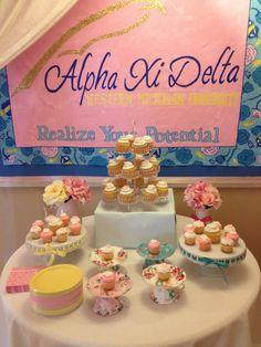 alpha xi delta | sorority sugar