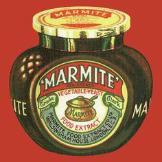 Vintage Marmite Jar Single Coaster Preview