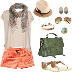 polvore | 10 Hippe Polyvore looks voor de zomer | Kleding, Mode & Fashion Online