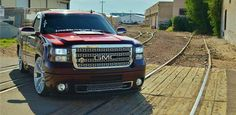 Image result for gmc sierra with rims
