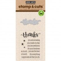 Hero Arts Stamp & Cuts are a collection of clear stamps with coordinating metal dies, centered around a common theme. Stamp first and then cut out using your die-cutting machine. Clear stamps are made in the USA. Hero Arts, Scrapbook Supplies, Scrapbooking, Sending You A Hug, You Are My Favorite, You Are Amazing, Simon Says Stamp, Time To Celebrate, Arts And Crafts Supplies
