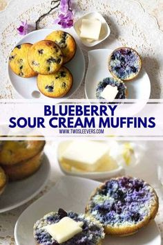 Keto Blueberry Sour Cream Muffins in 30 minutes, with coconut flour and only 5 gms net carb per muffin. Great for breakfast, dessert, or just a snack! Blueberry Cream Cheese Muffins, Sour Cream Muffins, Gluten Free Blueberry Muffins, Blueberry Recipes, Blue Berry Muffins, Low Carb Breakfast, Free Breakfast, Breakfast Ideas, Dessert Cookbooks