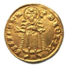 I. (Nagy) Lajos aranyforint ÉH.405