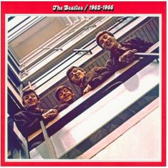 THE BEATLES ALBUMS IMAGES | The Beatles Red Album Cover Musichead