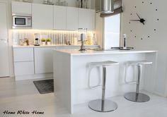 Home White Home: Meidän keittiö pala palalta