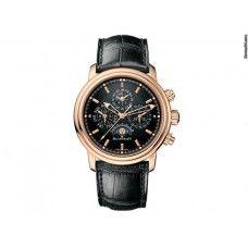Blancpain [NEW] Leman Flyback Chrono Perpetual Calendar 40mm 2685f-3630-53b…