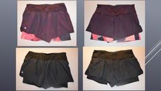 C9 Champion Womens Athletic Running Shorts Fitted Duo Dry Inner Short M L XL XXL #c9bychampion #Shorts