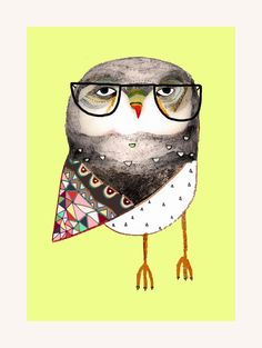 I'm feeling owly.