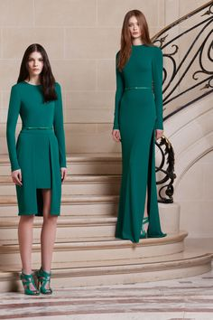 Elie Saab | Pre-Fall 2014 Collection | Style.com #Minimalist #Minimalism #Fashion